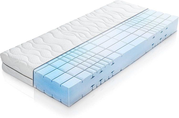 RELAX ULTRASENSE | 3-D Kaltschaummatratze mit 7 Zonen