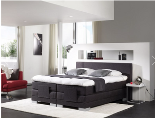 boxspringbetten elektrisch g nstig kaufen belvandeo. Black Bedroom Furniture Sets. Home Design Ideas