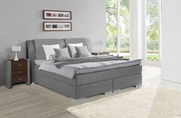 boxspringbett roma. Black Bedroom Furniture Sets. Home Design Ideas