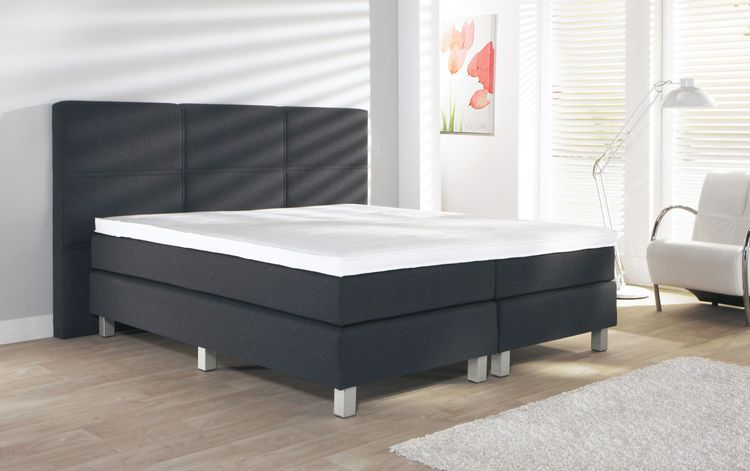 Boxspringbett AROSA | Pure Entspannung für Ihr Schlafzimmer