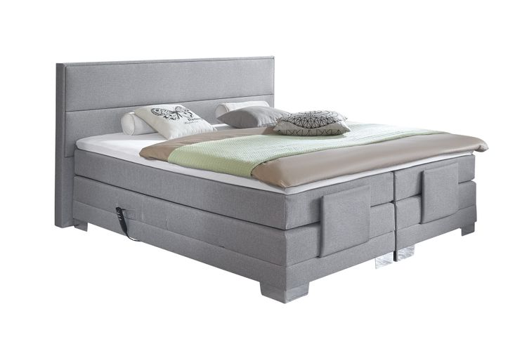 Boxspringbett elektrisch verstellbar SANTANO Schlafkomfort Made in Germany