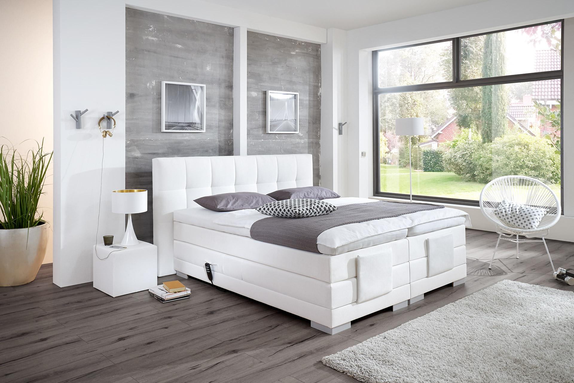 boxspringbetten matratzen g nstig online kaufen belvandeo. Black Bedroom Furniture Sets. Home Design Ideas