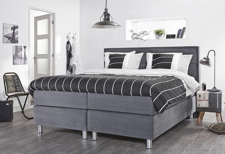 Boxspringbett CLOUD 77 | Modernes Bett mit viel Komfort