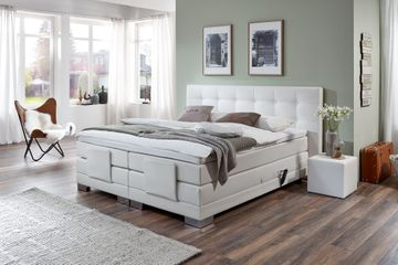 Boxspringbett elektrisch verstellbar SWISS DIAMOND