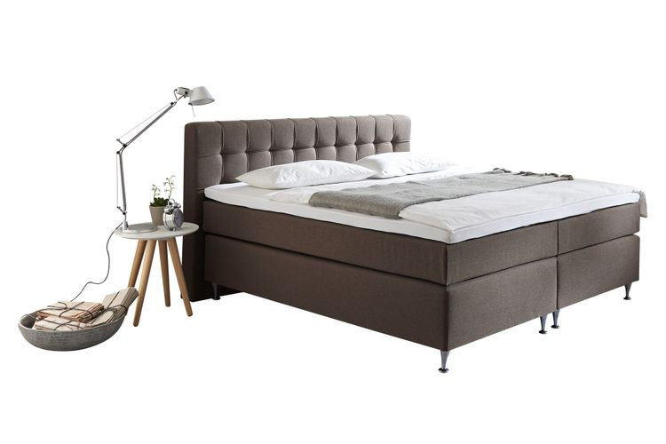 Boxspringbett LA PERLA Schlafkomfort Made in Germany