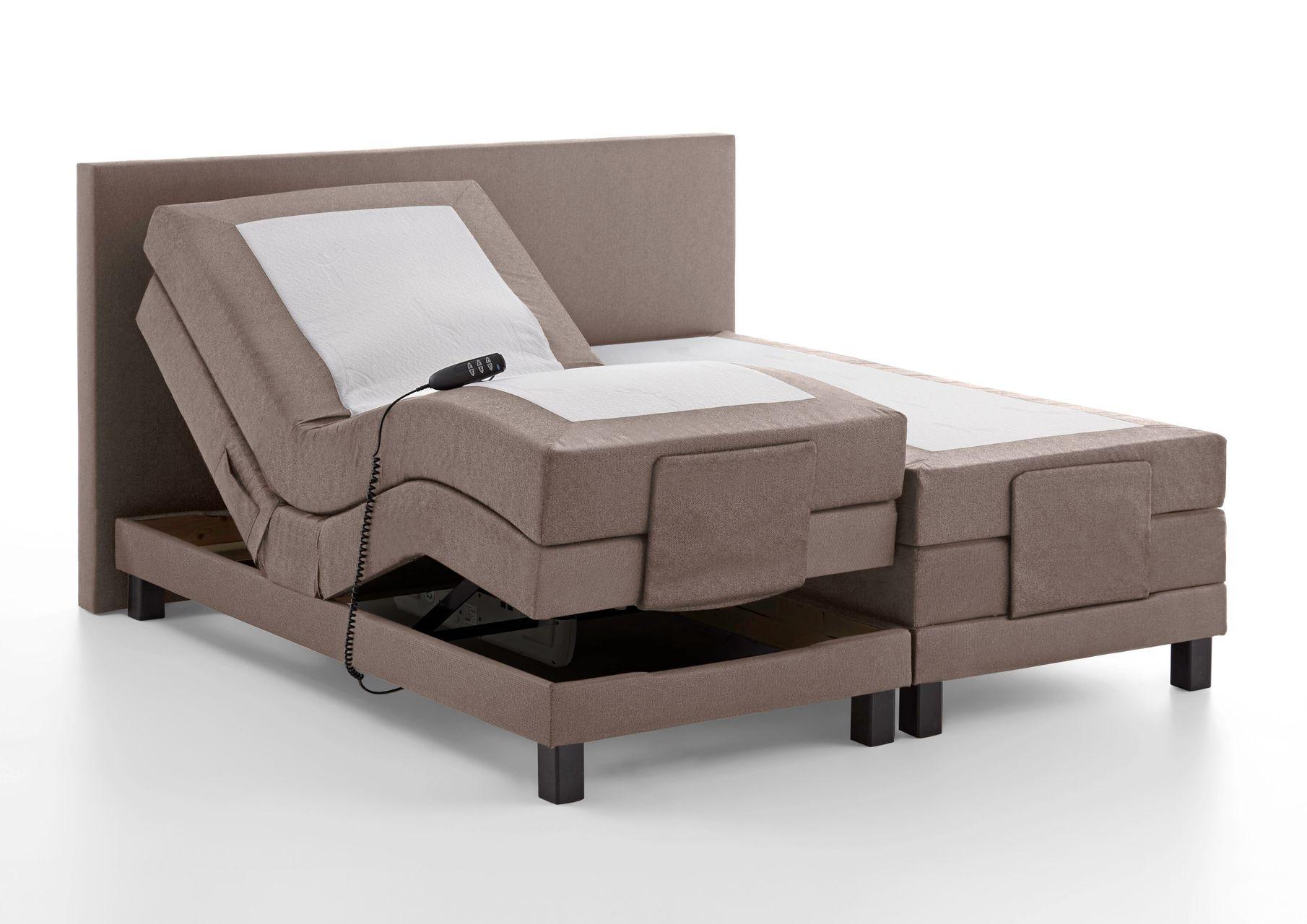 belvandeo ancona amerikanisches boxspring bett mit motor. Black Bedroom Furniture Sets. Home Design Ideas