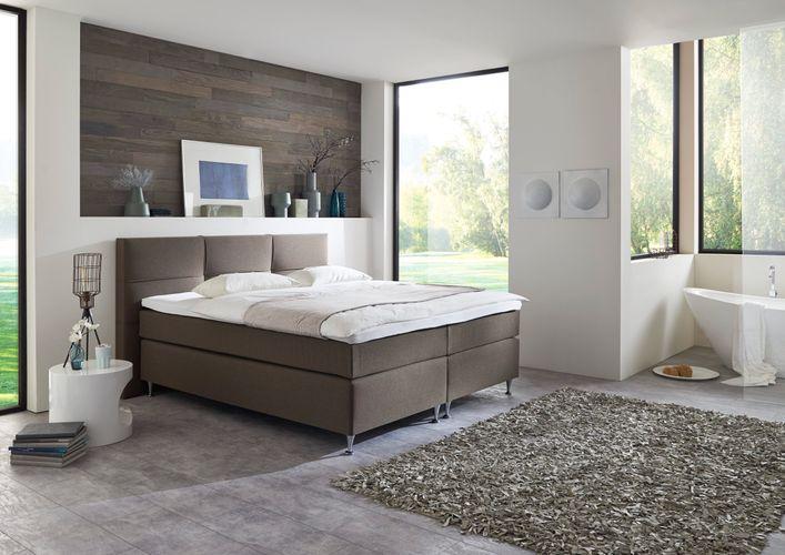 belvandeo denver amerikanisches boxspring bett 7 zonen. Black Bedroom Furniture Sets. Home Design Ideas